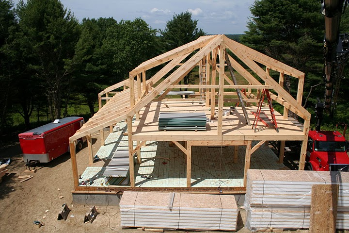 Shelter blog structural insulated panels sips make good for What is sip construction