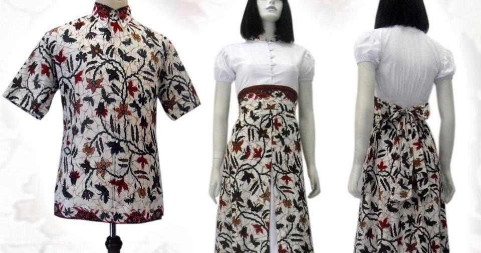 Desain Model Baju Batik Modern 2013 Terbaru Gambar Model