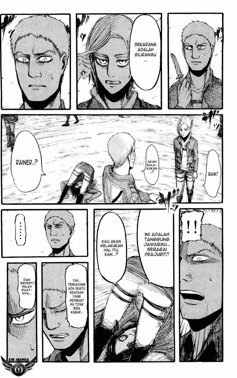 Komik shingeki no kyojin 017 - ilusi dari kekuatan 18 Indonesia shingeki no kyojin 017 - ilusi dari kekuatan Terbaru 16|Baca Manga Komik Indonesia|