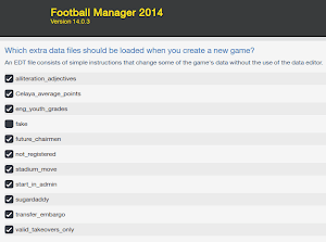 FM14 Preferences Extra files