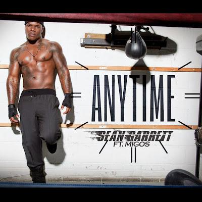 Sean Garrett - Anytime (feat. Migos) - Single Cover