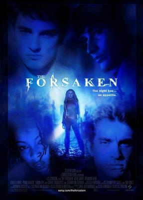 Watch The Forsaken 2001 BRRip Hollywood Movie Online | The Forsaken 2001 Hollywood Movie Poster