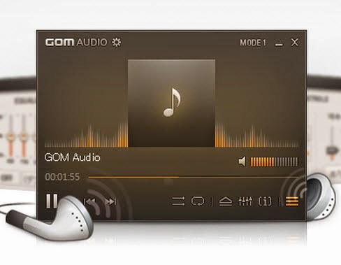 好用的音樂播放器軟體推薦:GOM Audio Portable 免安裝中文版下載