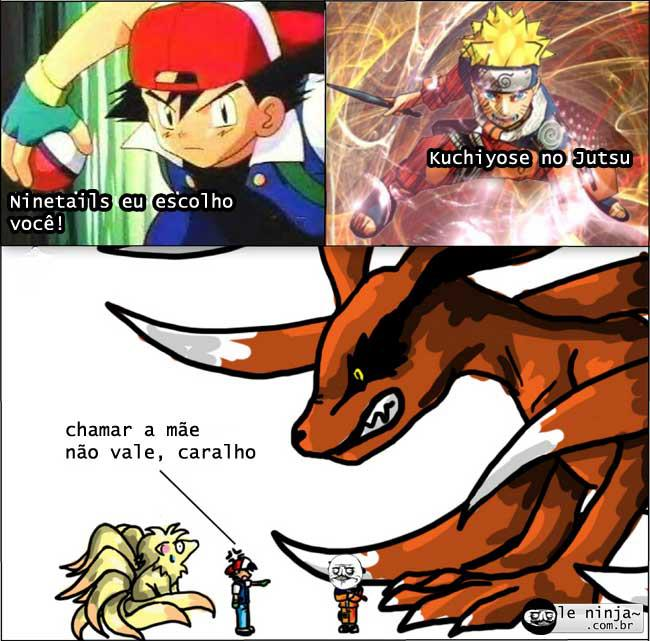 Os Memes [Lol] Naruto
