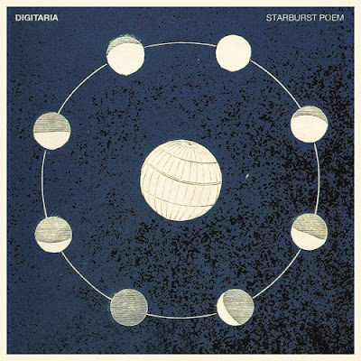 Digitaria – Starburst Poem EP