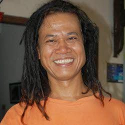 Foto Model  Rambut Gimbal Tony Q