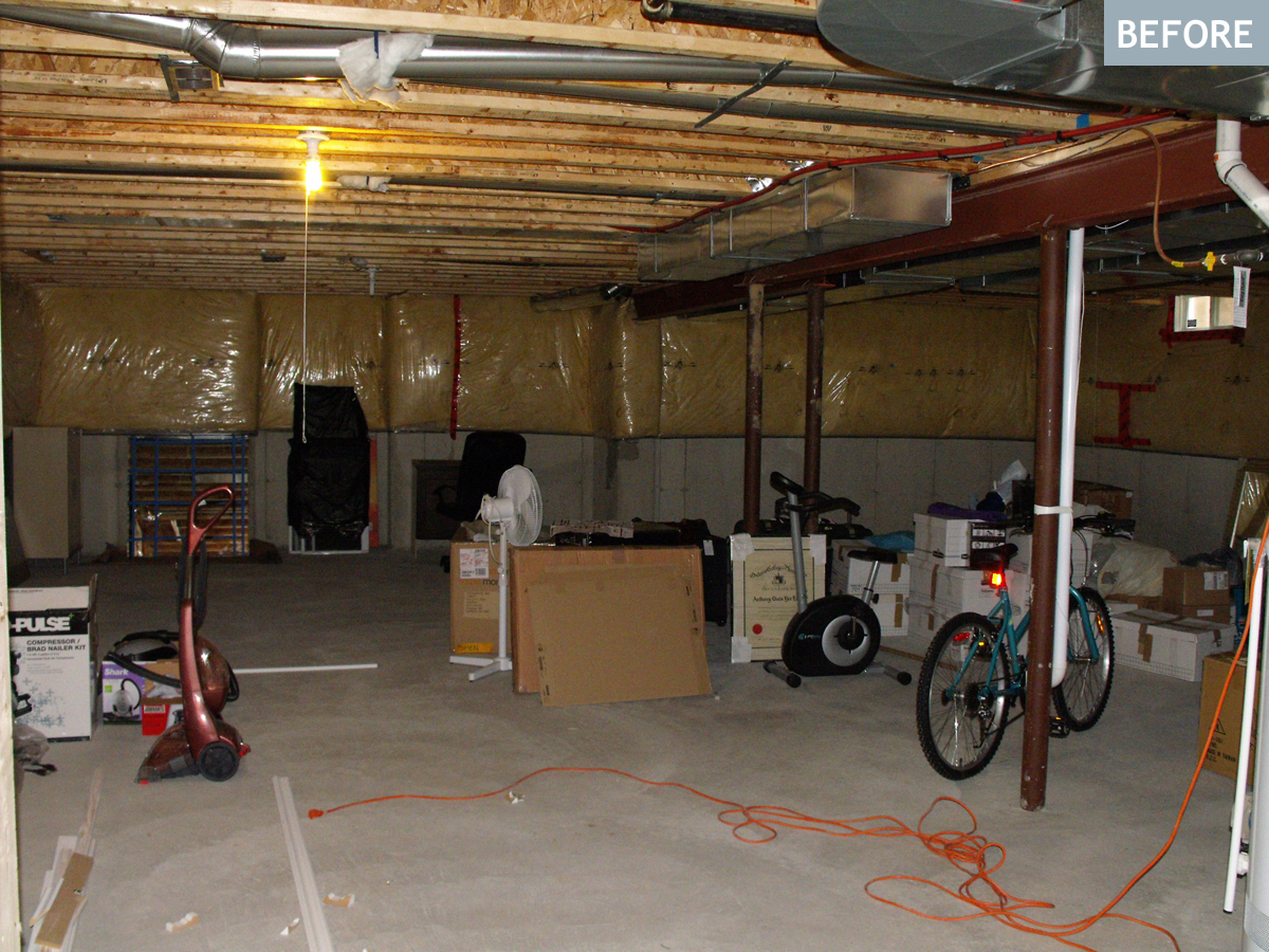 Nice Our Messy Basement Before It Was Quickly Being Turned Into Our Dump
