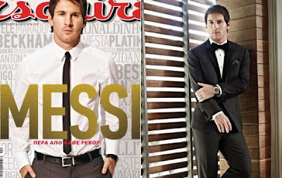 messi 2012 james bond