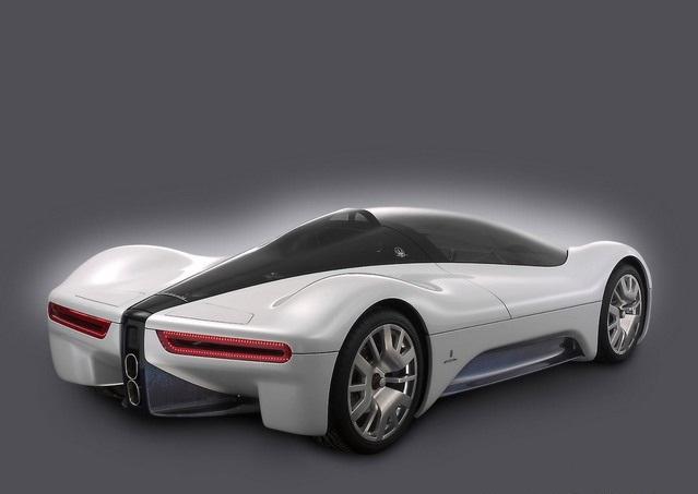Concept Car Pininfarina Sintesi