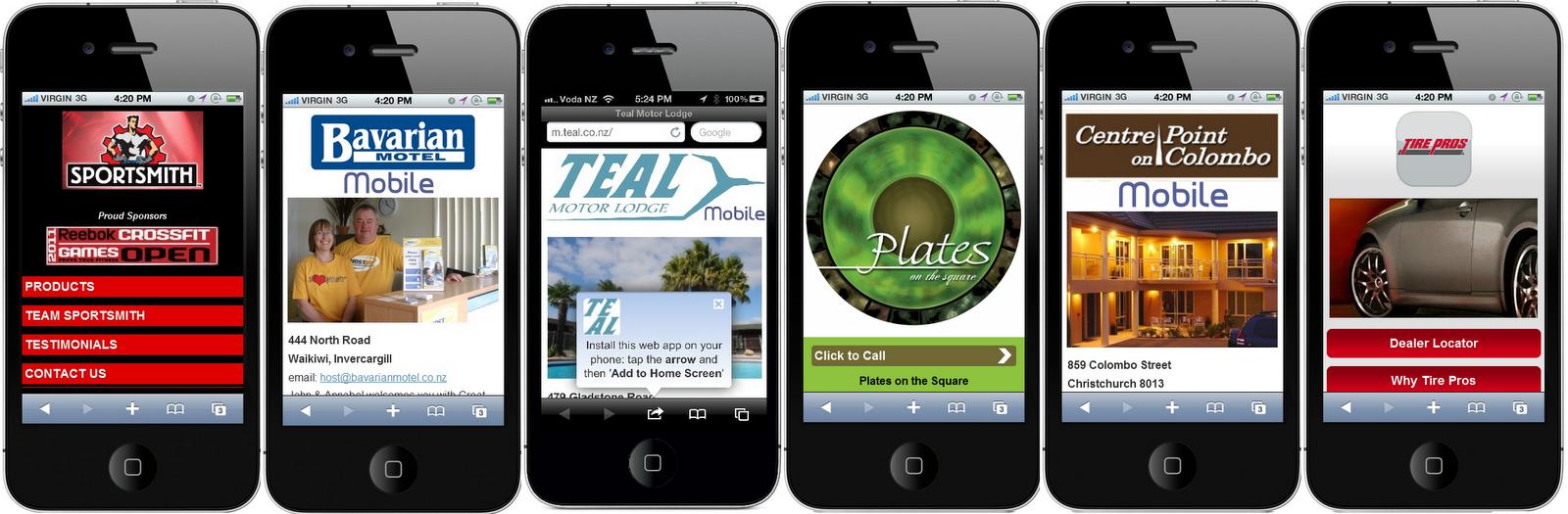 NZ Mobile Web  New Zealand Mobile Web, Mobile Website, Mobile App