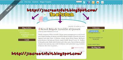 jenis design blog