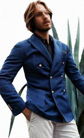 chaquetas hombre primavera 2012