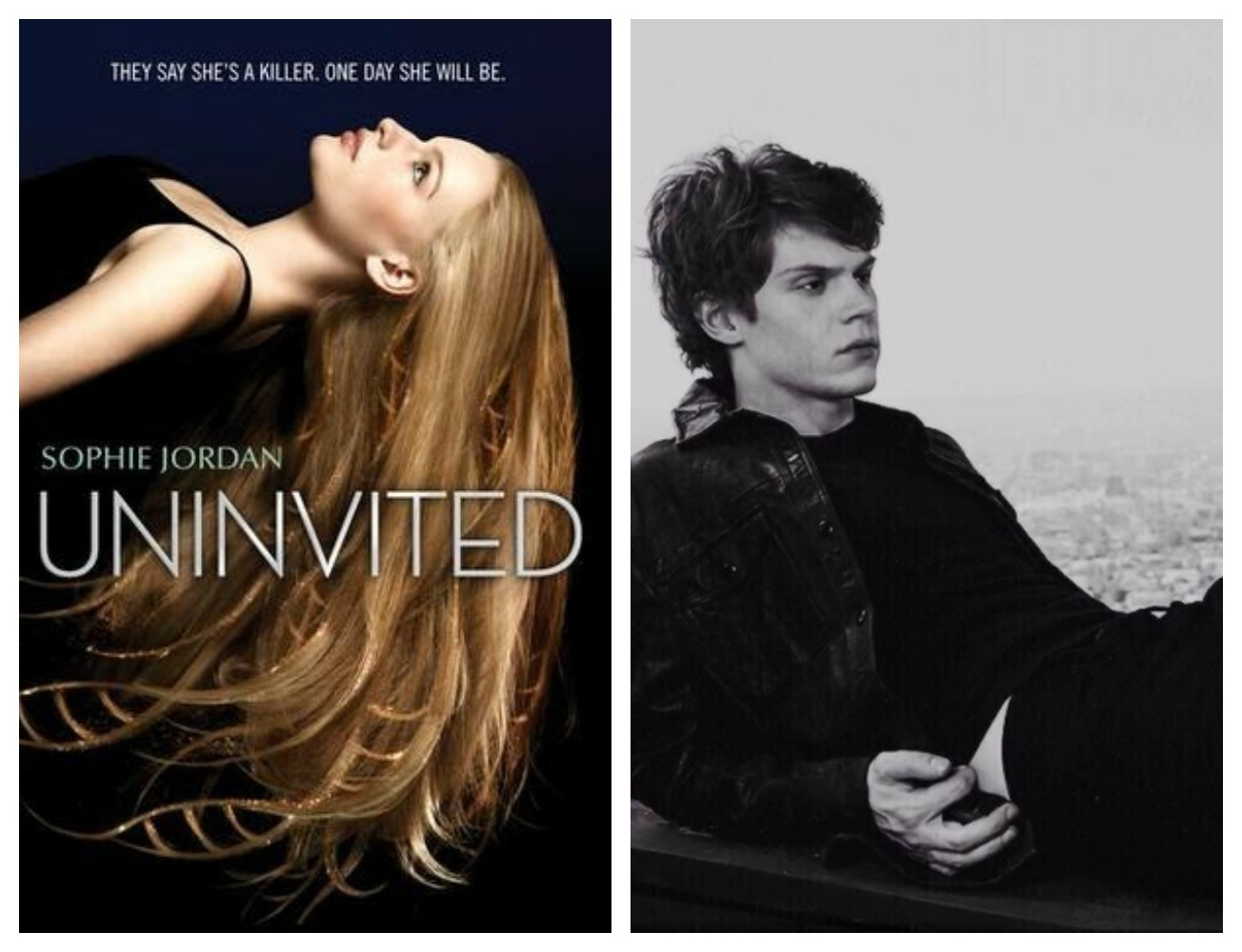 https://www.goodreads.com/book/show/13645645-uninvited?ac=1