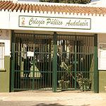 Web del CEIP Andalucía
