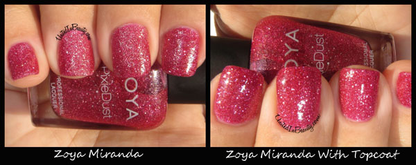 Zoya Pixiedust Summer Edition - Miranda