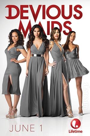 Những Cô Hầu Gái Kiểu Mỹ Phần 3 - Devious Maids Season 3 (2015)