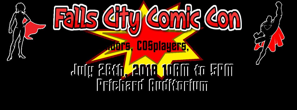 Falls City Comic Con
