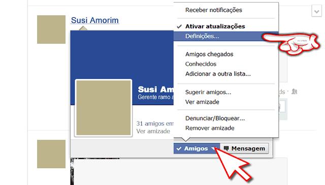 configurar facebook
