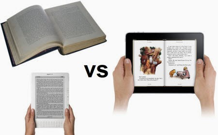 Libros vs Ebook, pros y contras de cada formato