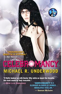 Celebromancy by Michael R. Underwood