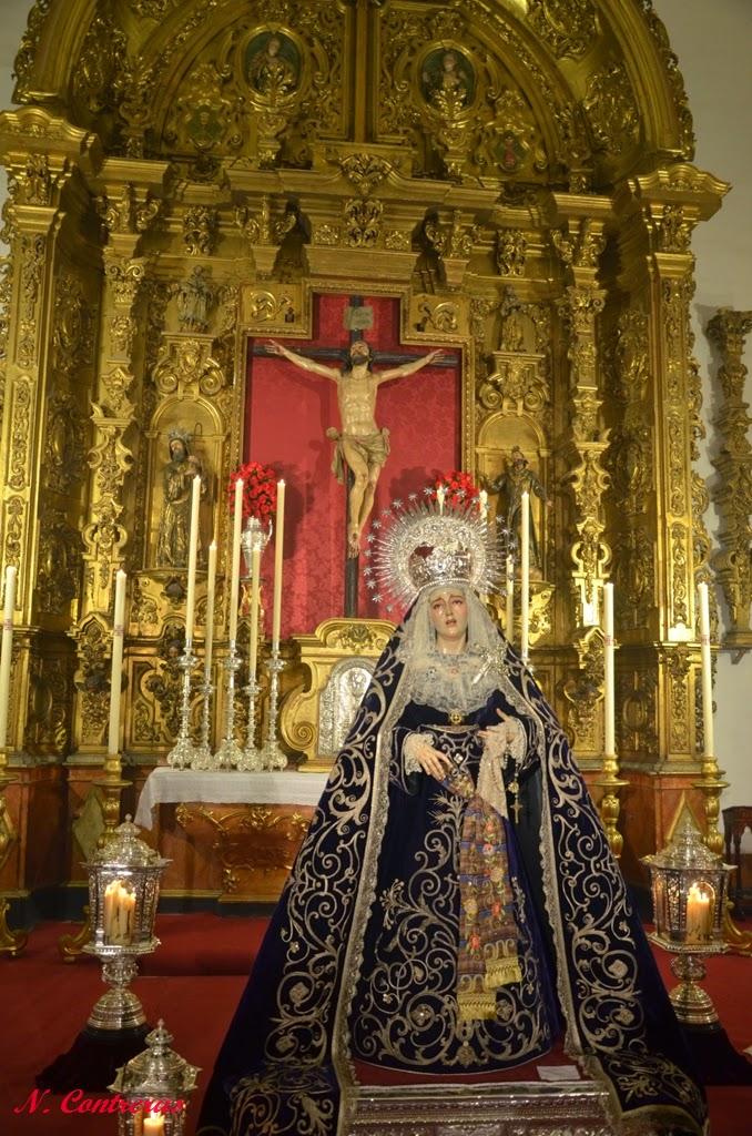 Hdad. Santa Cruz - Sevilla