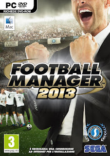 Download Jogo Football Manager 2013 Completo PC