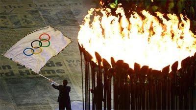 Juegos Olímpicos de Londres 2012 ceremonia de clausura inauguración pebetero