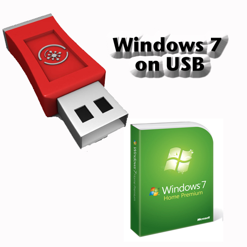 How to install windows 7 through usb bootable flash drive for Window boot usb