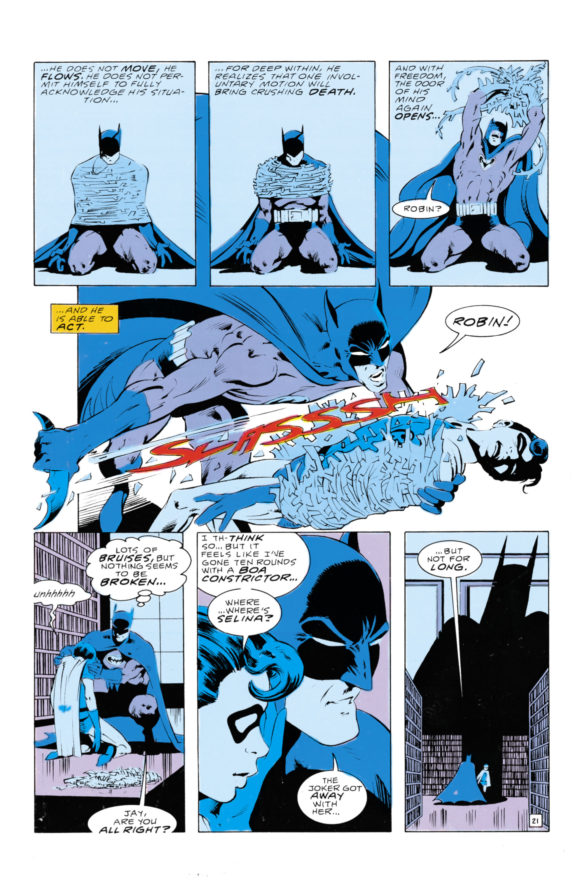 Detective Comics (1937) Issue #569 Page 22