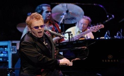 Elton John Turkey