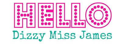 Dizzy Miss James - A Travel / Food/ Lifestyle Blog