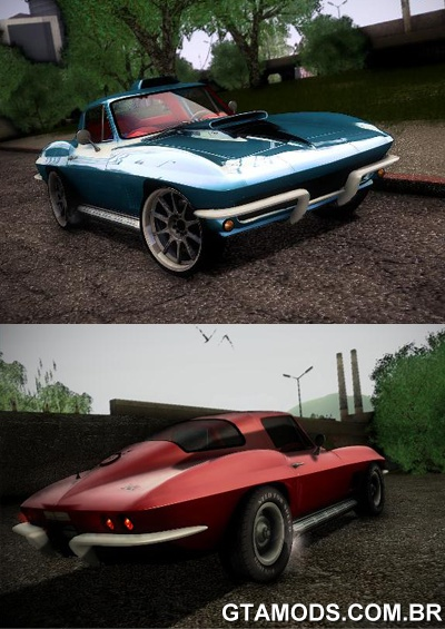 Chevrolet Corvette C2 Stingray