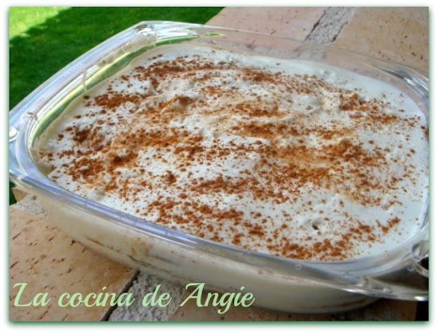 Tarta Blanca De Galletas