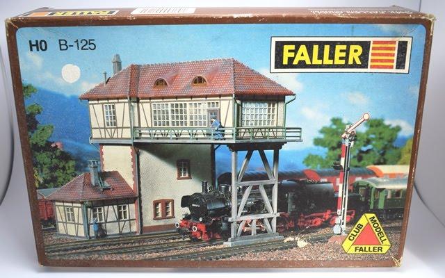 timeless Faller B-125