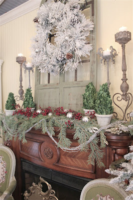 It's Beginning to Look a lot Like Christmas... - FRENCH COUNTRY ...