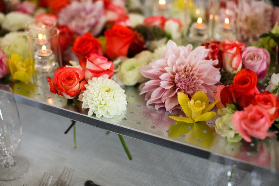 Milda s hot pink and dark purple wedding ideas