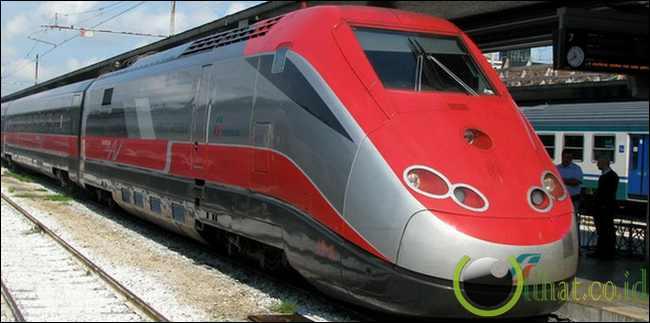 ETR 500, Italia