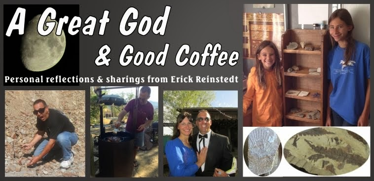 A Great God and Good Coffee