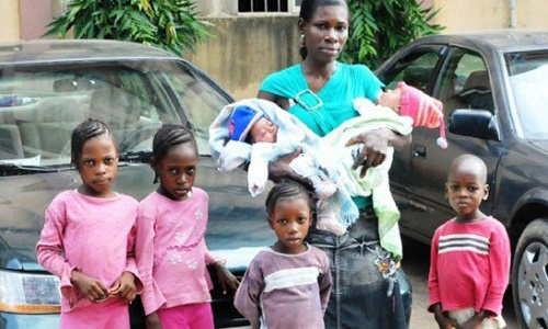 Woman Whose Husband Left Her For Having A Set Of Twins The 3rd Time Pleads For Help!