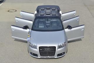 Audi's new Project 6 Doors 8 Seats