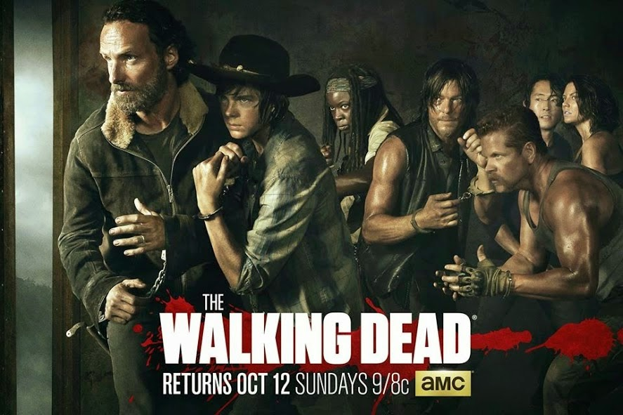 The Walking Dead AMC - Season 5