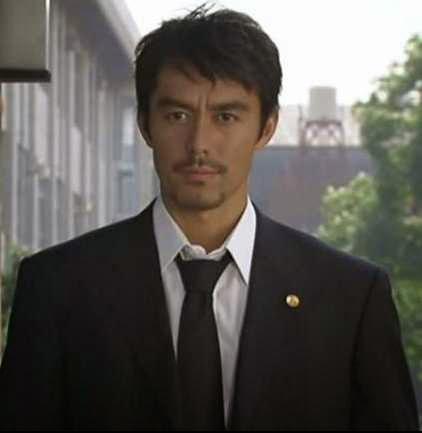 Hiroshi Abe Aktor Jepang