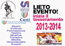 Tesseramento 2013-2014
