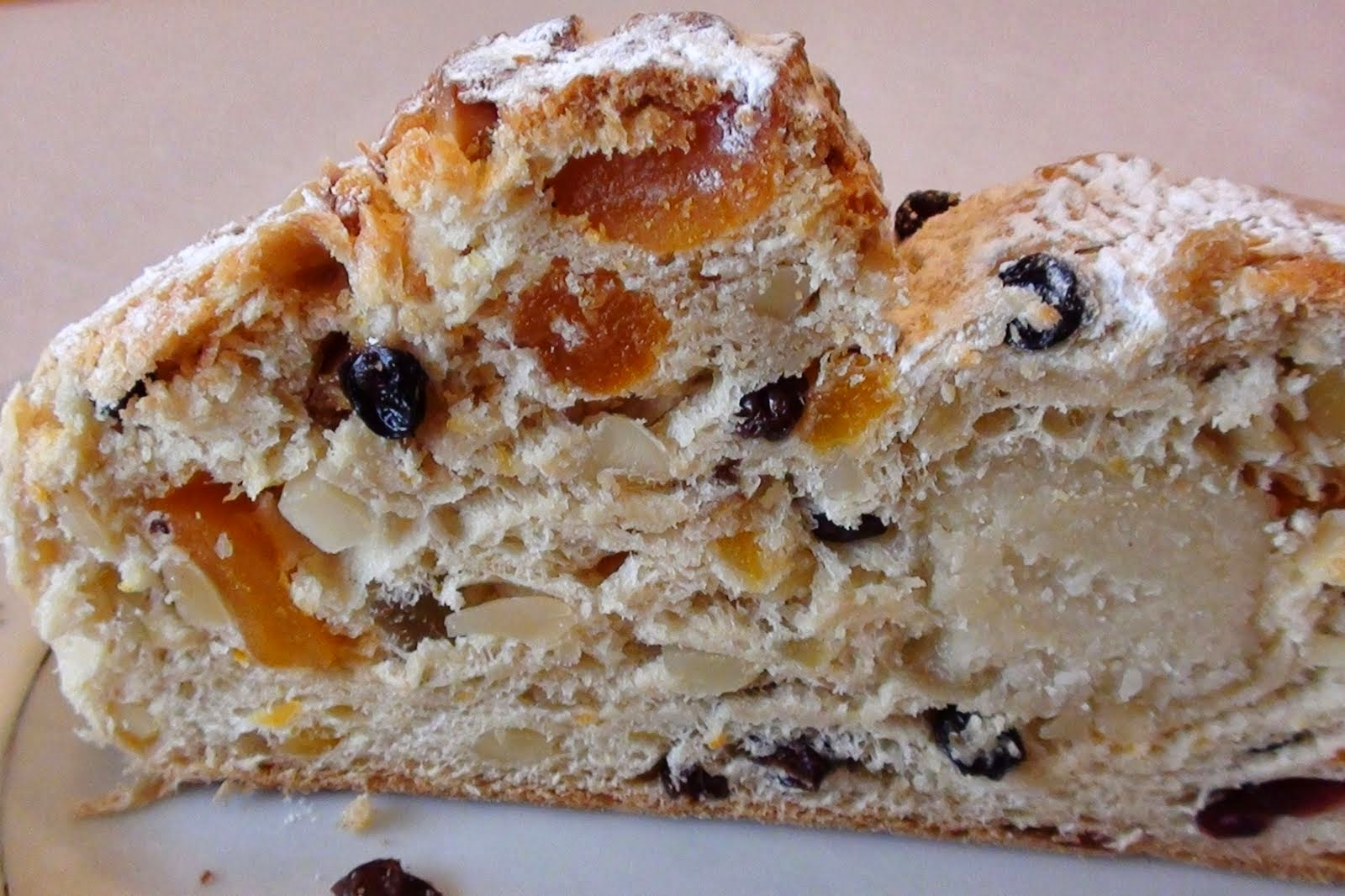 zsuzsa is in the kitchen: STOLLEN