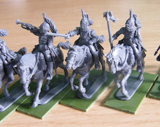 Perry Miniatures Napoleonic French Cuirassiers - Close Up