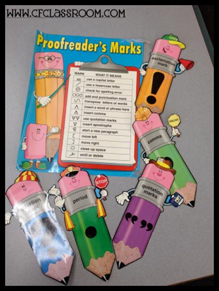 Clutter-Free Classroom: ANCHOR CHART PLANNING & MANAGEMENT {Teacher ...