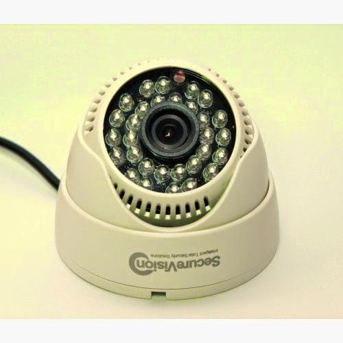 hệ thống lắp đặt camera ngoài trời của Sen Việt