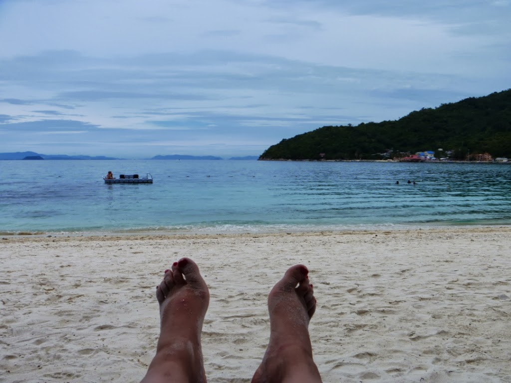 Perhentian - Tuna Bay Island Resort