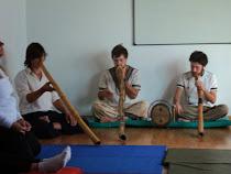 Meditación con Instrumentos Ancestrales