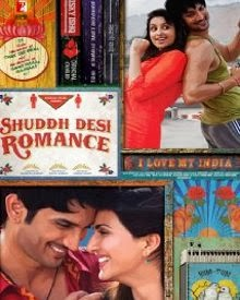 Shuddh Desi Romance (2013) Hindi Movie Full Watch Online